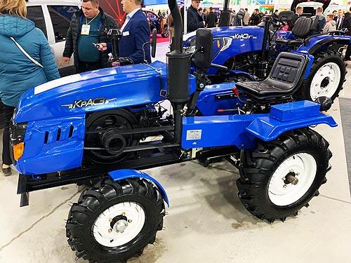 Трактора КрАСЗ можно купить в кредит по сниженной ставке от 2,5% годовых