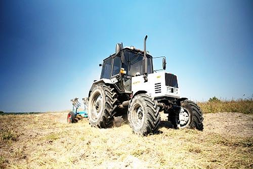 Теперь газ можно установливать и на трактор. Результаты испытаний
