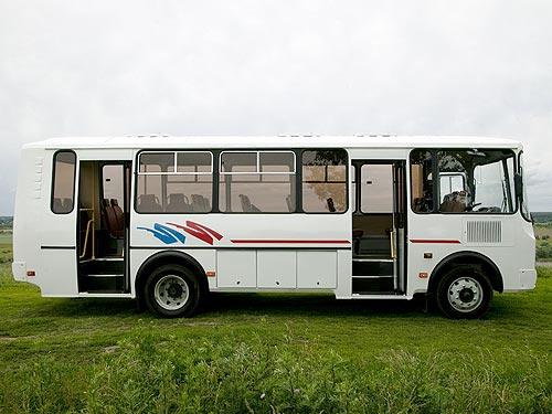 В честь 28-летитя АИС на автобусы ПАЗ действует скидка 28 000 грн. - ПАЗ