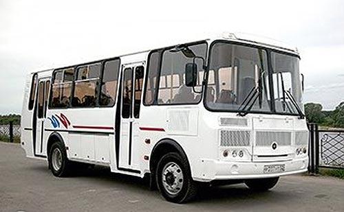 В честь 28-летитя АИС на автобусы ПАЗ действует скидка 28 000 грн.