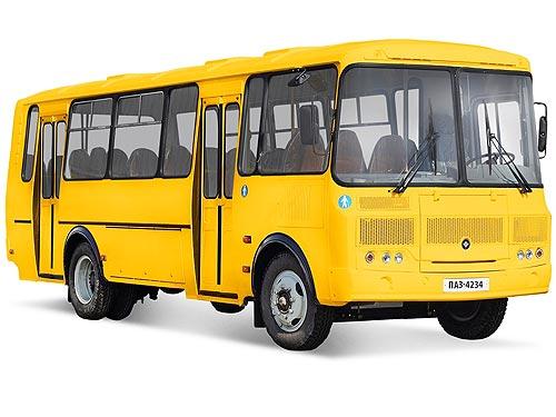 В Украине распродают лимитированную версию автобусов PAZ YELLOW