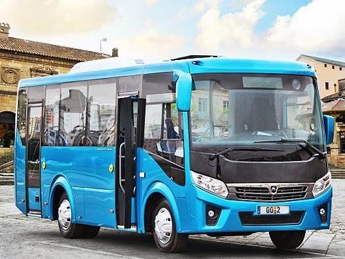 В Украине начали принимать заказы на новую модель автобуса ВЕКТОР NEXT
