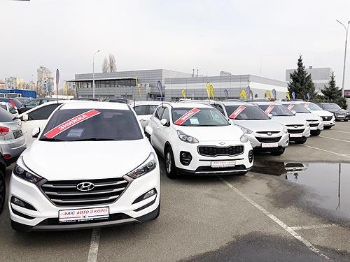 Hyundai Tucson/IX35 с пробегом можно купить в кредит от 97 грн. в день