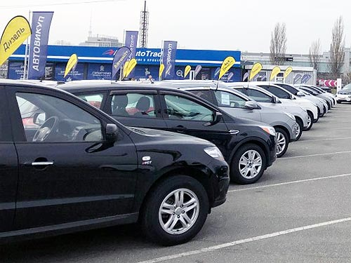 В сети АИС цены на авто с пробегом снижены на 10-45 тыс. грн.
