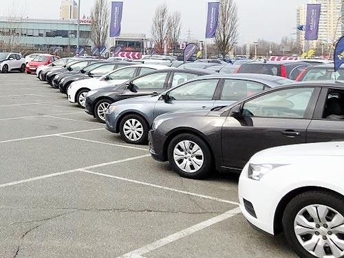 Как изменились вкусы покупателей автомобилей в Украине за последние полгода