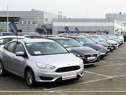 Авто из-под такси можно выгодно поменять на авто из Кореи на газу - такси