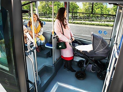 В линейке ГАЗ появился низкопольный городской микроавтобус ГАЗель City - ГАЗ