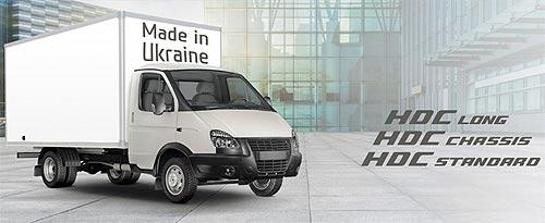 Новогоднее предложение для бизнеса: GAZelle Next производства Турции от 499 000 грн.¹ - GAZ