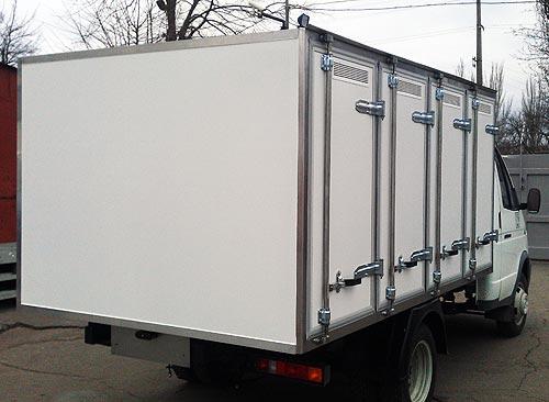 На хлебные фургоны на шасси ГАЗ скидки достигают 33 500 грн. - ГАЗ