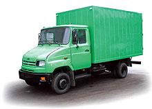 ЗИЛ Фургоны на базе шасси ЗиЛ-5301ЕО