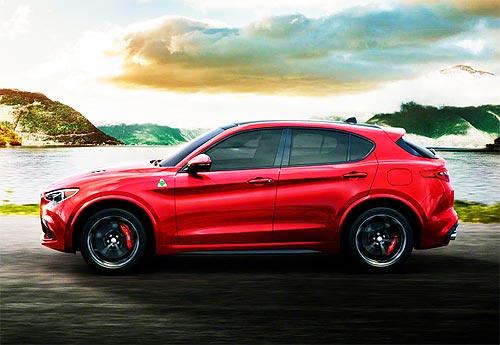 Alfa Romeo Stelvio превзошел Porsche Cayenne Turbo S и установил рекорд Нюрбургринга среди кроссоверов - Alfa Romeo