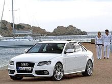 Audi подготовил лизинговое предложение для предпринимателей и СПД-шников - Audi