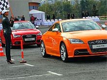 Впервые в Украине представлена оригинальная коллекция одежды Audi Collection - Audi