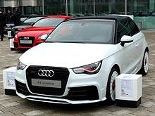 Audi A1 будут выпускать на заводе SEAT в испании - Audi