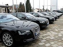Тайные планы Audi - Audi