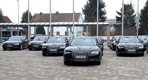 Тайные планы Audi