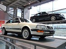 Музей Audi: роскошь, скорость и экономичность - Audi