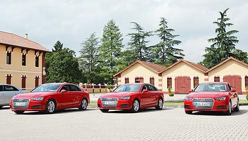 Audi может приостановить продажи моделей A4 и A5 - Audi