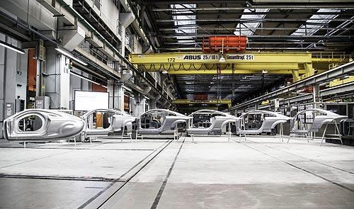 Какие технологии уже применяет Audi. Репортаж с завода