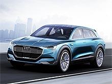 Audi потратит треть исследовательского бюджета на электромобили - Audi