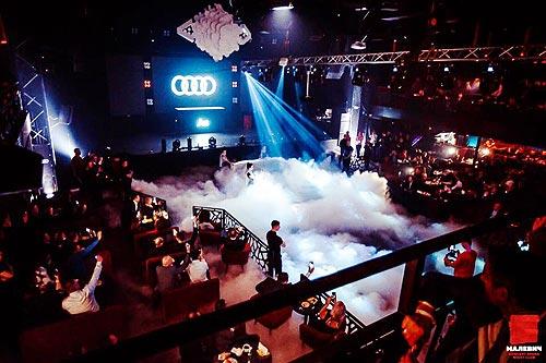 Добро пожаловать в будущее: во Львове презентовали новый Audi A8 - Audi
