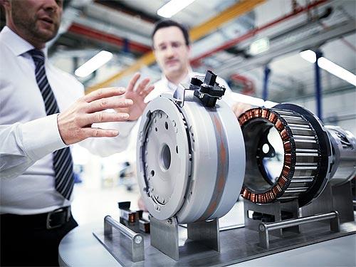 Audi – лидер по патентам на электроприводы