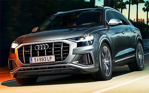 Audi стала №2 среди гибридных авто в Украине