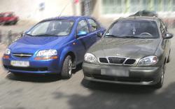 Тест-драйв: Chevrolet Aveo против Daewoo Lanos