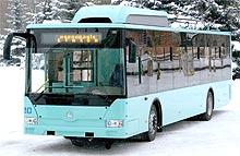 Корпорация «Эталон» наладила выпуск троллейбусов Т12110 «Барвинок»