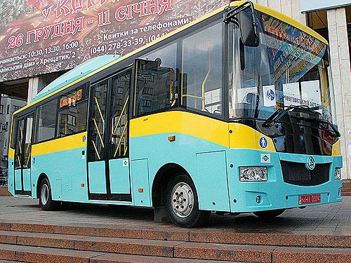 Корпорация «Эталон» смогла преодолеть кризис и возобновила производство автобусов: в 2016 год смотрим с оптимизмом