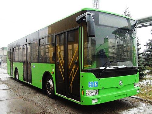 Автобусы «Эталон» предлагают оптимальное решение в условиях городских пассажироперевозок - Эталон