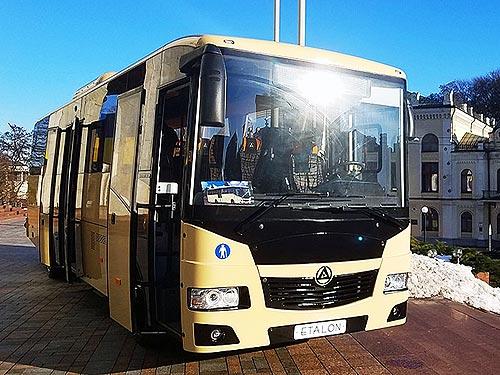 В Польше будут ездить украинские автобусы