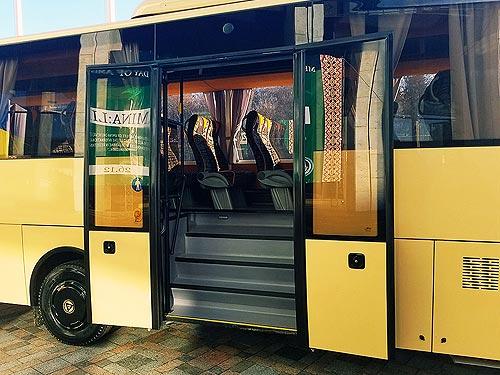 Корпорация «Эталон» намерена в следующем году занять 25% рынка автобусов в Украине и вернутся в грузовой сегмент - Эталон