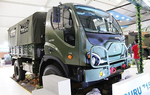 В Украине сделали отечественную замену ГАЗ-66