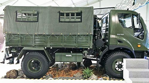 Для украинской армии нашли сразу две замены ГАЗ-66 - ГАЗ-66