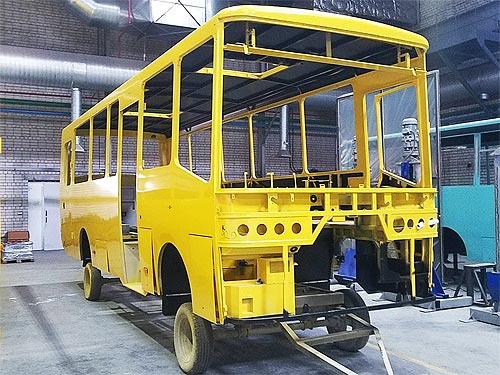 «Черниговский автозавод» завершает разработку электробуса с динамической подзарядкой и городского автобуса Евро-6 - Эталон
