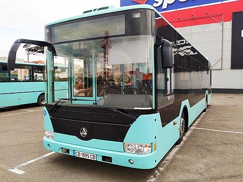 """Черниговские автобусы готовы покупать. Автопробег """"Эталон"""" - Эталон"""