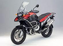 Новинки мотоциклов BMW на выставке Мотобайк 2008 - BMW