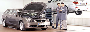 Какой процент авто обслуживаются на официальном сервисе? Статистика по маркам  - сервис