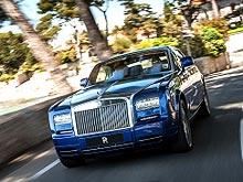 Rolls-Royce Phantom снимают с производства