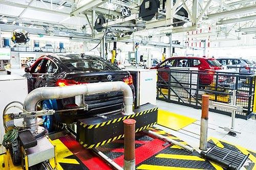 В завод BMW, на котором выпускают i3 и i8, инвестируют 200 млн. евро - BMW