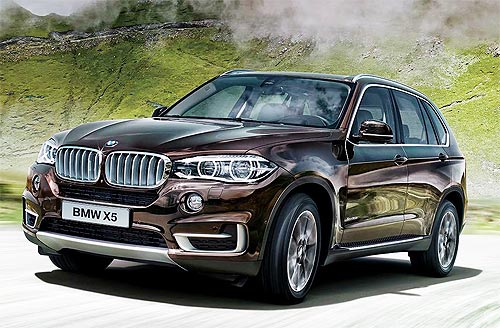 На BMW X5 действует уникальное ценовое предложение