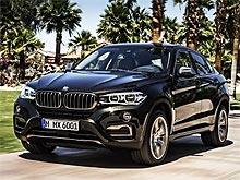 Новое поколение BMW X6 появится в Украине осенью 2014 года - BMW