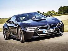 Спортивное купе BMW i8 назвали Зеленым авто года в мире - BMW