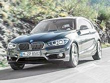 BMW обновила модели BMW 1 серии - BMW
