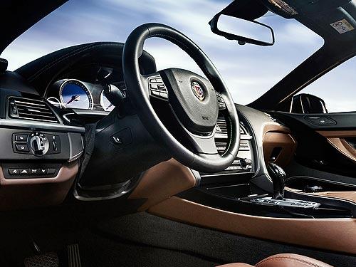 Выпущена лимитированная серия BMW ALPINA B6 Bi-Turbo с обновленным двигателем 600 л.с. - BMW