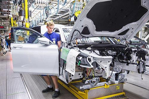 BMW построит автозавод рядом с Украиной