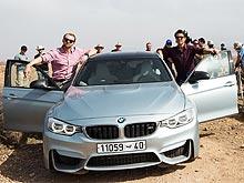 """Какие модели BMW снялись в фильме """"Миссия невыполнима: племя изгоев"""""""