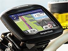 BMW представляет навигационную систему для мотоциклов