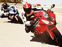 BMW расширяет линейку мотоциклов с система ABS Pro